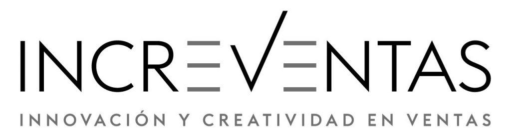 Increventas. Creación de nombre y logotipo por symp