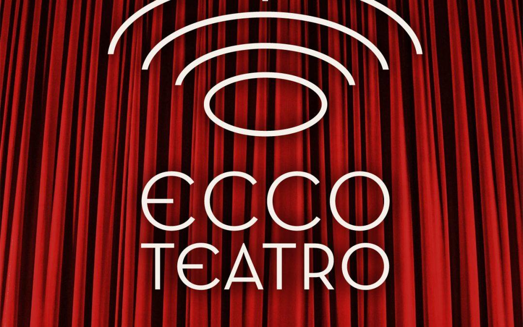 Ecco Teatro. Logotipo