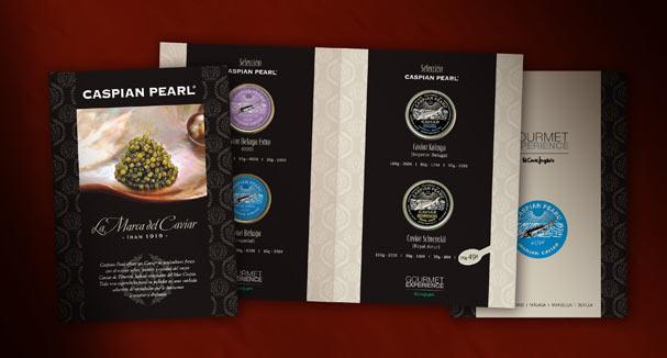 Caspian Pearl :: Gourmet Experience El Corte Inglés