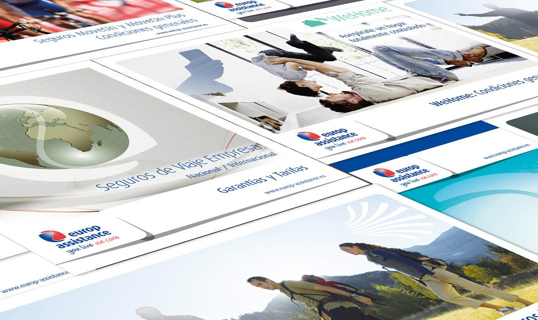 Europ Assistance :: Flyers, condicionados y folletos