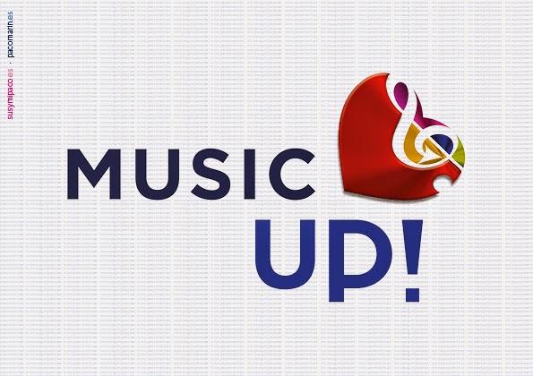 Live Music Concept :: presentación comercial Music Up! y diseño de site