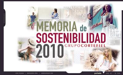 Grupo Cortefiel :: Memoria de Sostenibilidad 2010