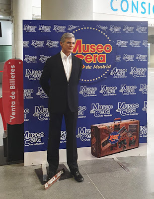 Museo de Cera :: photocall «George Clooney»