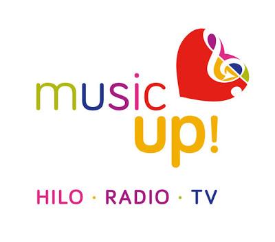 Live Music Concept :: Emblema y papelería Music Up!