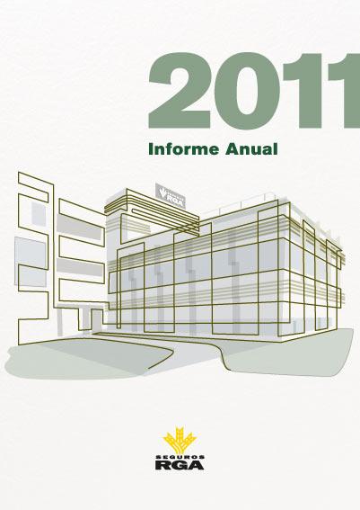 Seguros RGA :: Informe Anual 2011