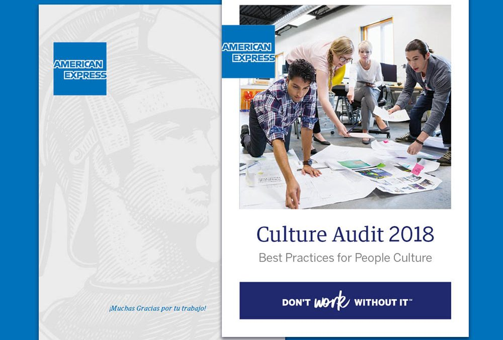 American Express :: Culture Audit
