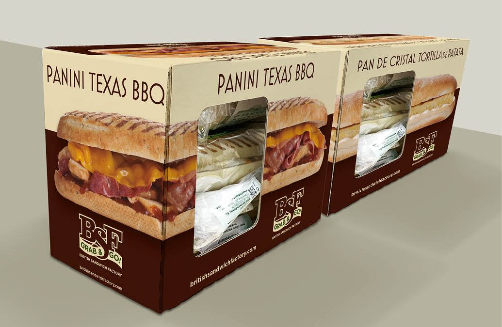 BSF :: Diseño de packaging para grandes superficies