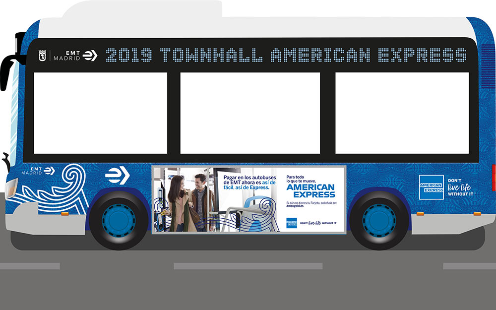 American Express :: photocall Town Hall 2019-2020