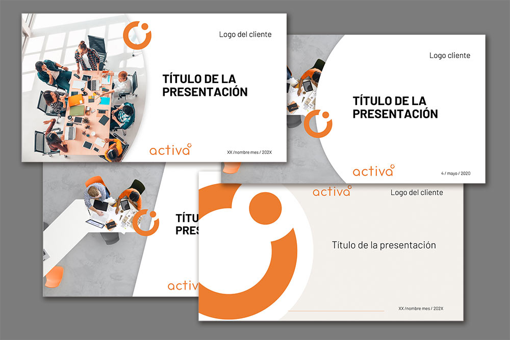 360º Activa :: Plantillas para presentaciones en Power Point
