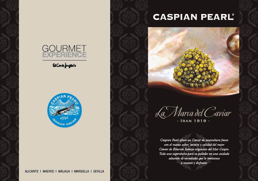 Caspian Pearl. Díptico