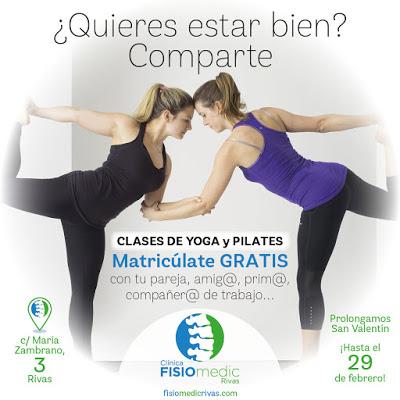 Fisiomedic Rivas :: comunicados RRSS