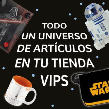 VIPS Tiendas :: banners Star Wars