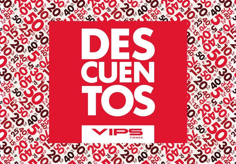 VIPS Tiendas :: Campañas de Rebajas