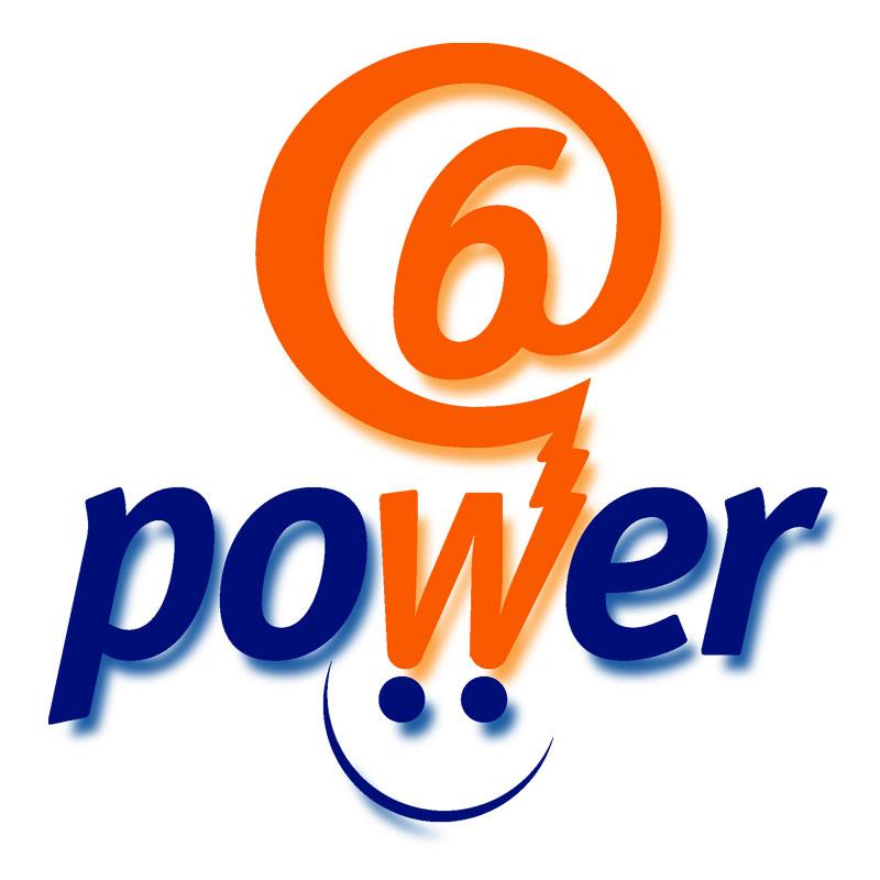 Logo de symp para 6power