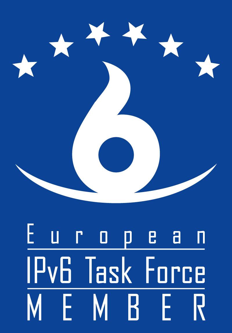 Logo de symp para European IPv6 Task Force