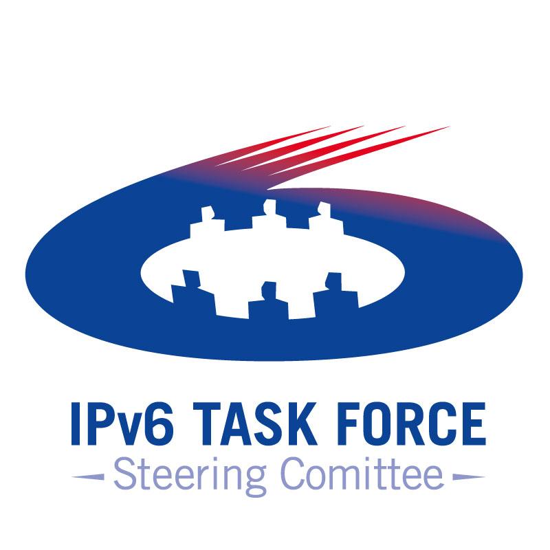 Logo de symp para IPv6 Task Force Steering Comitee