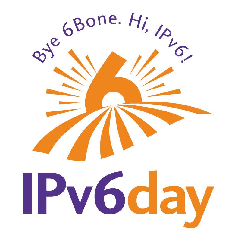 Logo de symp para IPv6day