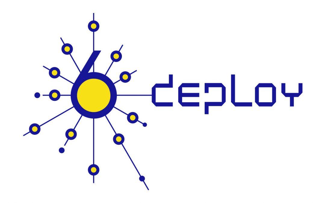 6DEPLOY :: logotipo y diseño web