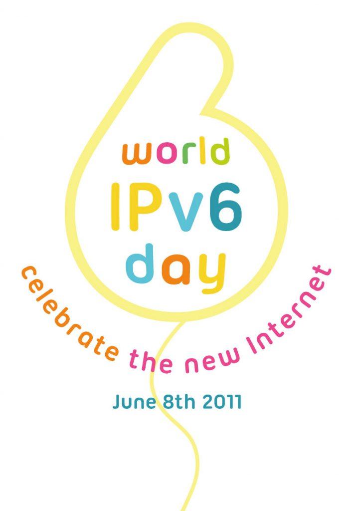 Logo de symp para World IPv6 Day