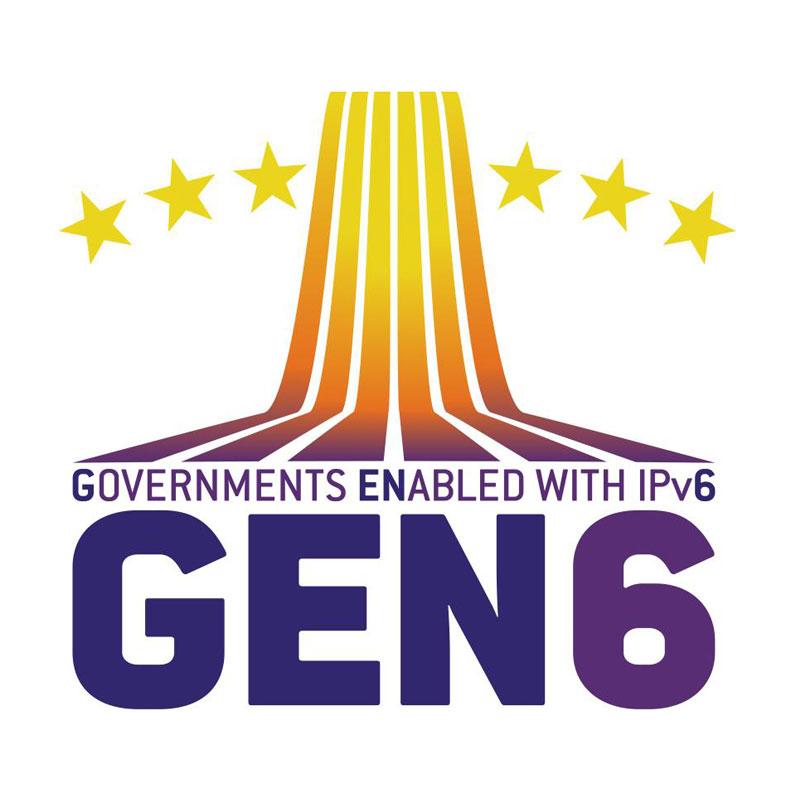 Logo de symp para GEN6
