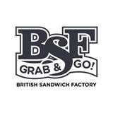 Logotipo de symp para BSF British Sandwich Factory