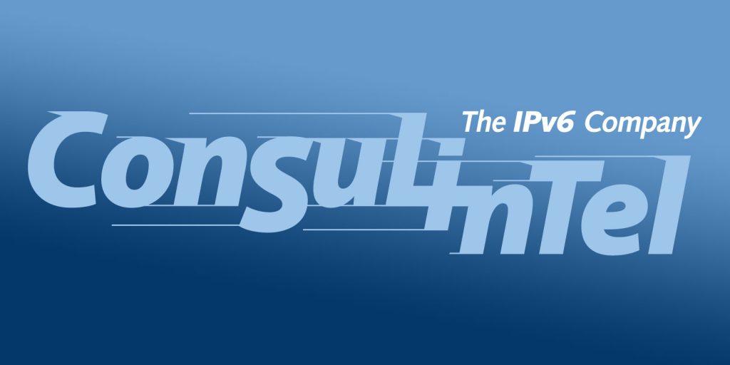 Logo de symp para Consulintel · The IPv6 Company