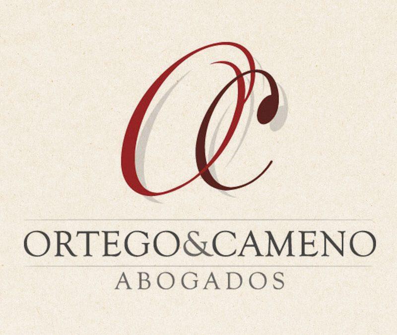 Ortego & Cameno Abogados :: identidad corporativa