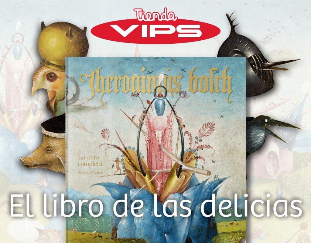 symp: banner promocional libro El Boscopara VIPS Tienda