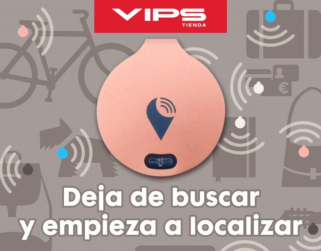 symp: banner promocional localizador wifi para VIPS Tienda