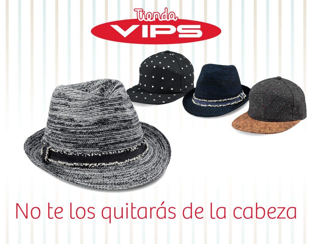 symp: banner promocional Sombreros Bart para VIPS Tienda