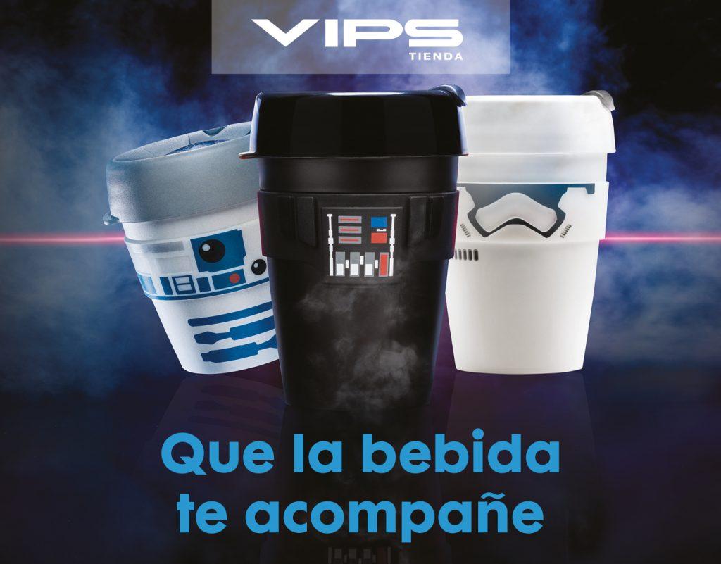 symp: banner promocional StarWars para VIPS Tienda