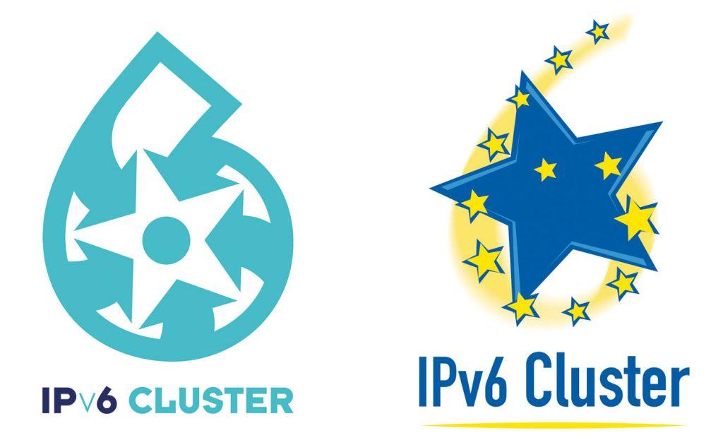 Comparativa de logo de symp para IPv6 Cluster con logo0 del proyecto