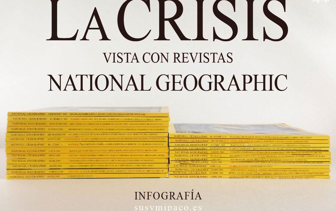 La crisis vista con National Geographic España
