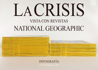 La crisis vista con National Geographic España