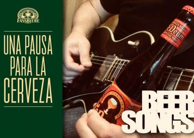 Una Pausa para la Cerveza #03: Beer Songs
