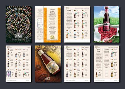Catálogo de cervezas de Fassbiere