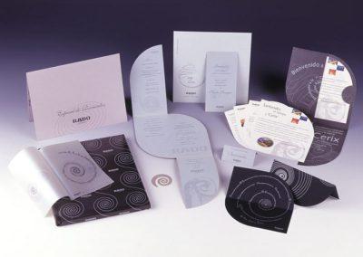 Piezas de comunicación para reloj RADO Cerix de Swatch Group