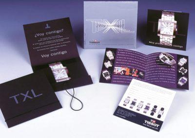 Piezas de lanzamiento de relojes Tissot de Swatch Group