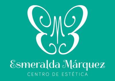Logotipo de symp para centro de estética