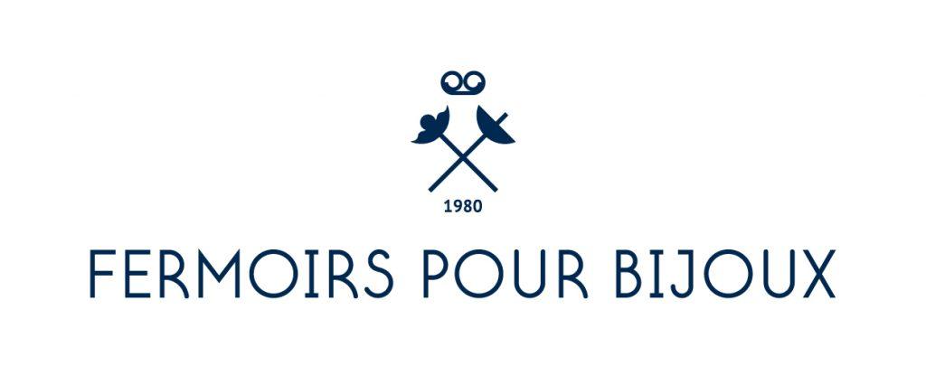 Fornituras de Joyería. Logotipo. Identidad corporativa para Fornituras de Joyería: logotipo en francés
