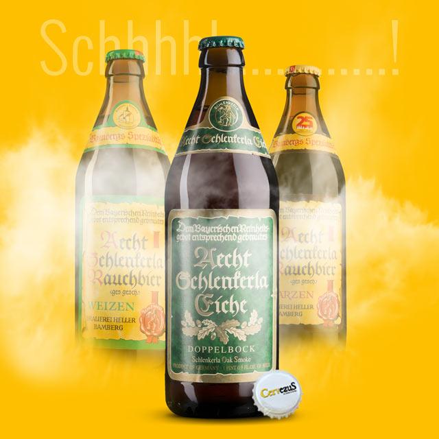 CervezuS. Blog posts para las cervezas ahumadas Aecht Schlenkerla