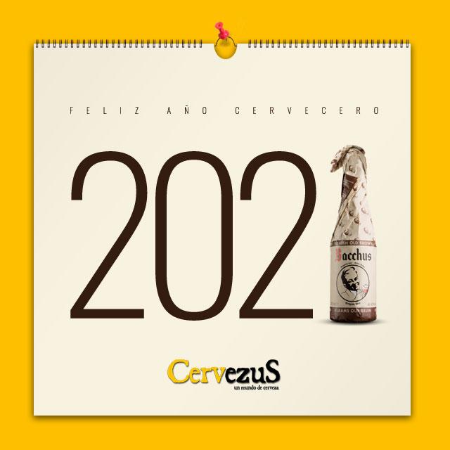 CervezuS. Blog posts para felicitar 2021