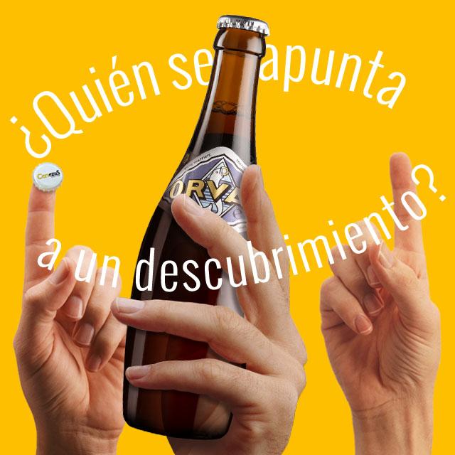 CervezuS. Blog posts: Orval en la tienda online de cervezas