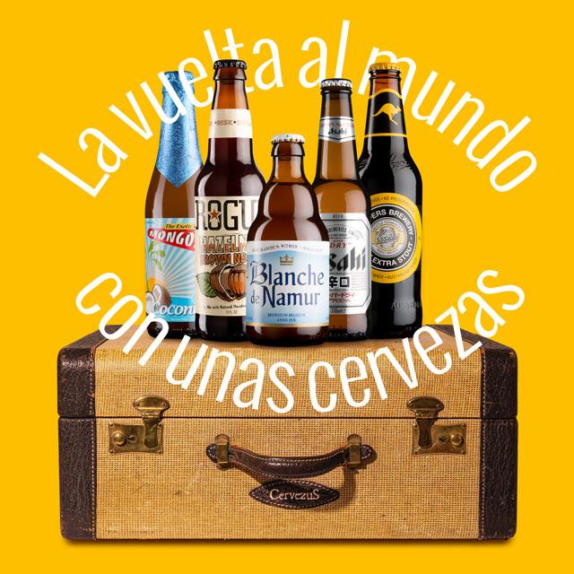 CervezuS. Blog posts para tienda online de cervezas de todo el mundo