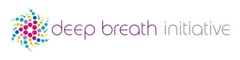 Deep Breath Initiative. Identidad corporativa. Logotype