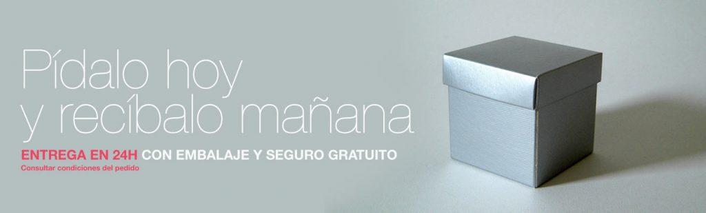 Fornituras de Joyería. Catálogo web: Banner display Entrega 24h